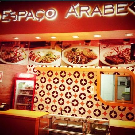 Espaço Árabe