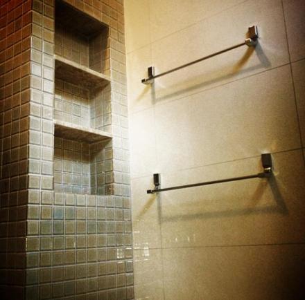 Detalhe Banheiro Menina