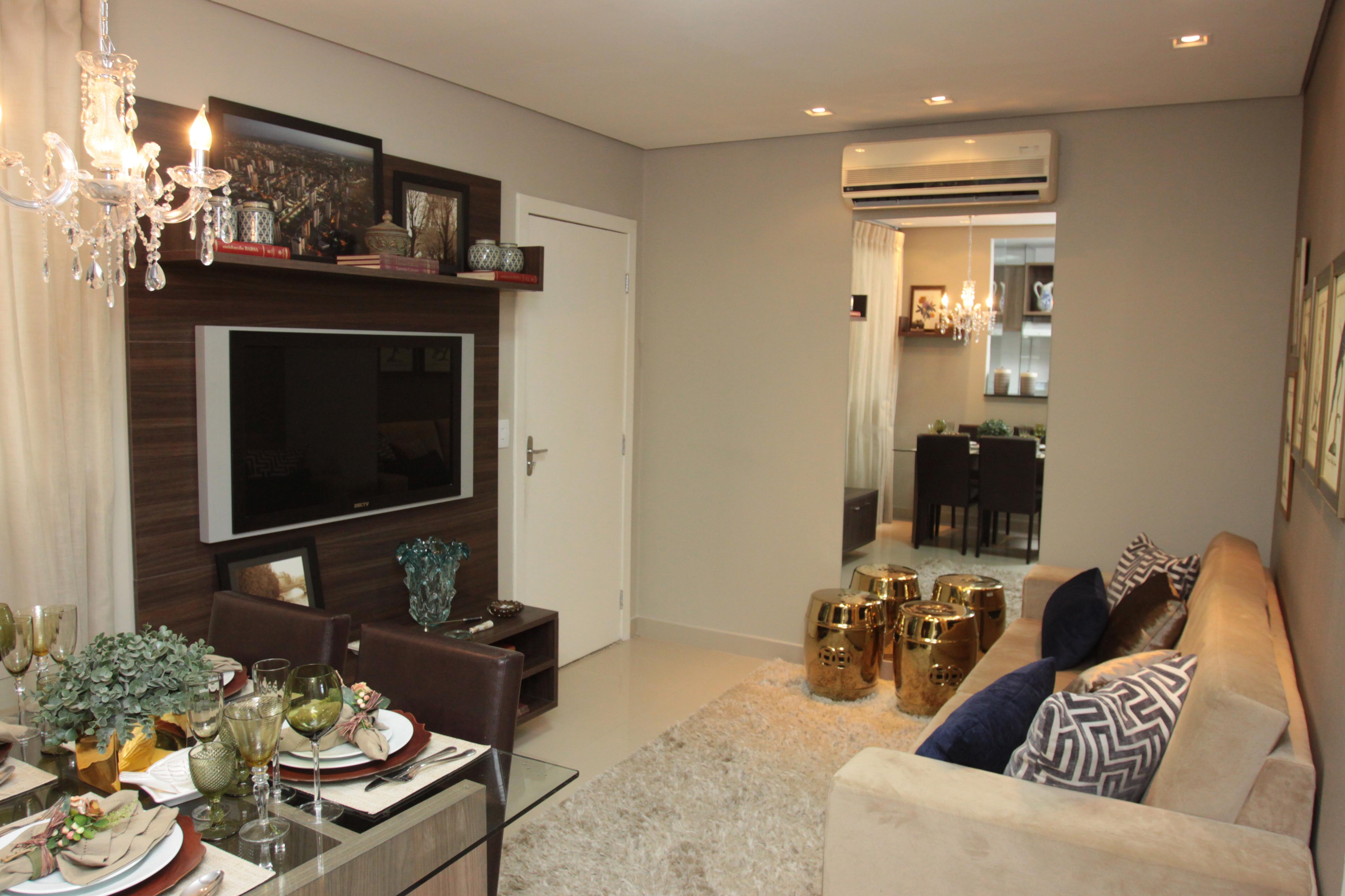 25 – Apartamentos Decorados -> Banheiros Decorados Apartamentos Mrv