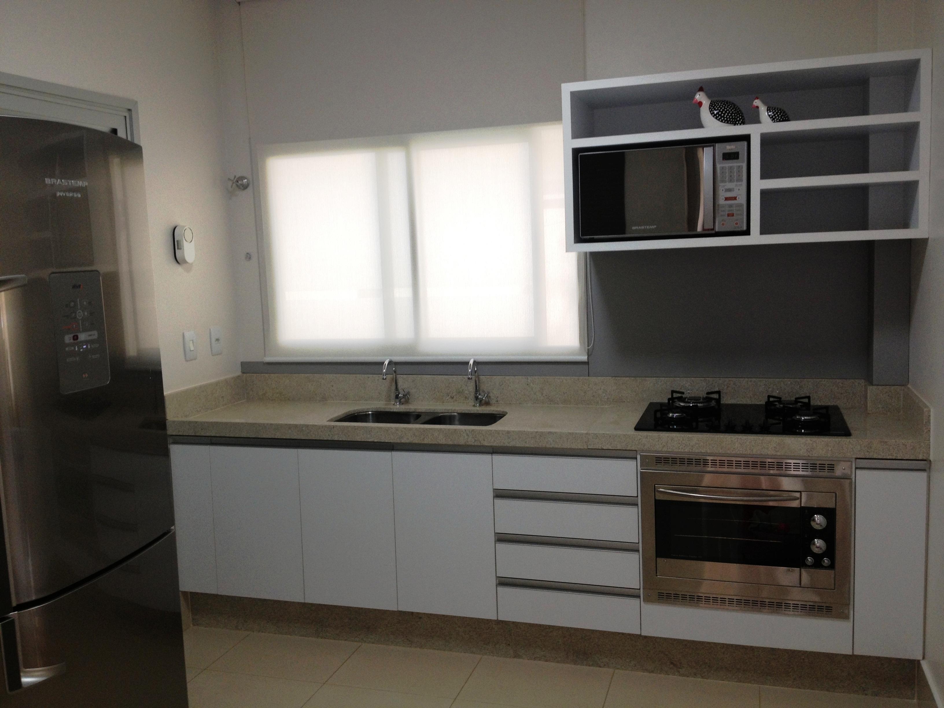 Projeto de Interiores – Cozinha Residencial  #5B5041 3264 2448