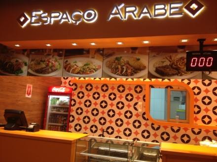 Espaço Árabe!!! Goiabeiras Shopping!!!